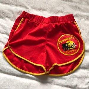 Pants - Baywatch Shorts